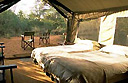 Luxury camping is not an oxymoron