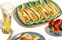 Peruvian feast