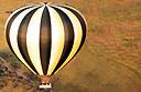 Balloon bliss in the Serengeti