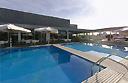 Es Hotel rooftop pool
