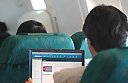 Advances with in-flight internet in the US