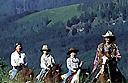 The Peaks Resort horseriding