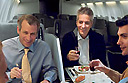 Celebrity chefs are making their mark on US airlines