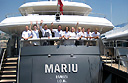 Fancy chartering Giorgio Armani's yacht?