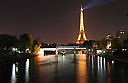 Dine on the Bateaux-Mouches