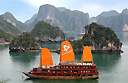 Unique experience on Halong Bay