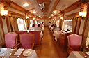 Embark upon a luxurious rail cruise