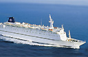 Somali pirates attack cruise ship