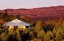An eco-retreat in the heart of South Australia's Flinders Ranges