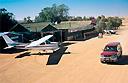 Luxury air safaris over South Australia