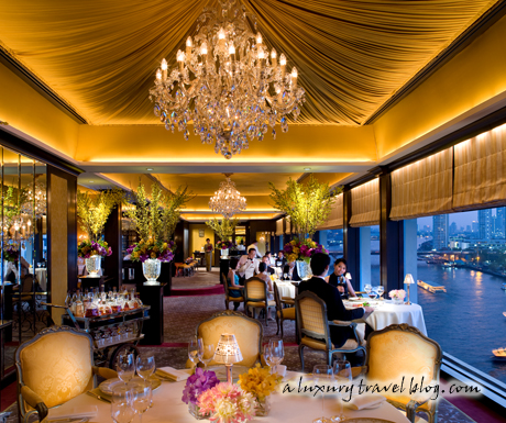 Special feature: Le Normandie, Mandarin Oriental Hotel, Bangkok, Thailand - A Luxury Travel Blog