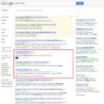 2nd, 3rd and 4th on Google for a search for 'luxury travel'