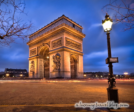 Photograph of the week: Arc de Triomphe, Paris