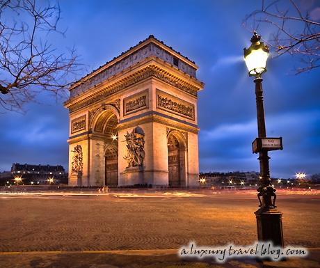 Photograph of the week: Arc de Triomphe, Paris
