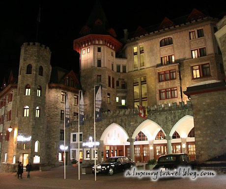 Special feature: Badrutt's Palace, St. Moritz, Switzerland - A Luxury Travel Blog