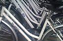 Free bikes in Amsterdam!