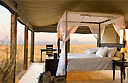 A true taste of the wilderness � the Wolwedans private camp, Namibia