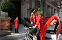 Rickshaw rides and bespoke picnics offered by luxury London hotel