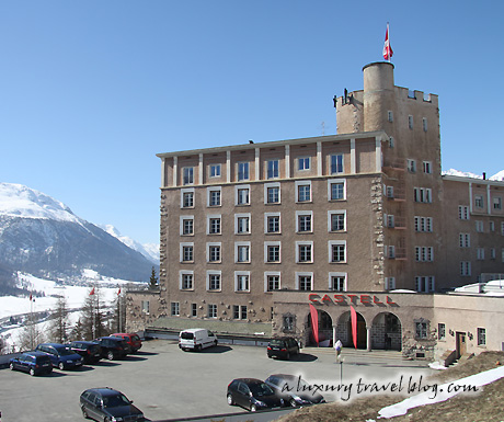 Special feature: Hotel Castell, Zuoz, Switzerland - A Luxury Travel Blog