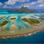 Photograph of the week: Aerial view of Bora Bora