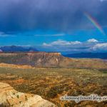 Photograph of the week: Zion rainbow