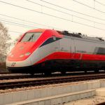 Travel in comfort on Italy's new high-speed train