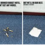 The least luxurious hotel in the world?