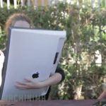 The iPad HUGE