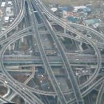 5 of the world's craziest road junctions