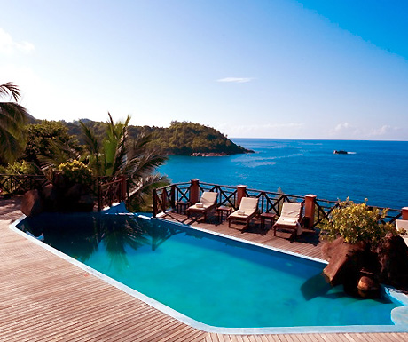 Mauritius villa