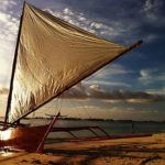Photograph of the week: Riding the paraw in Boracay