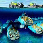 Progress on the Poseidon Underwater Resort