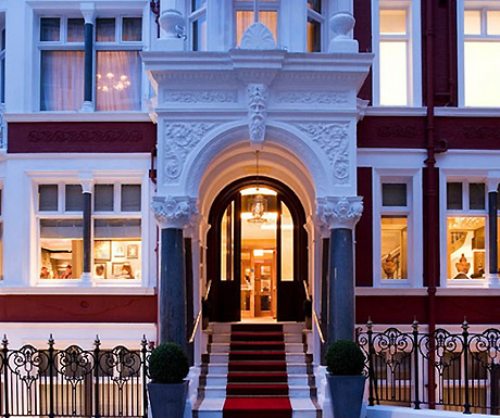 Secret London: the St James's Hotel and Club - A Luxury Travel Blog