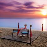 Photograph of the week: Dinner by Design on Mai Khao Beach, Phuket