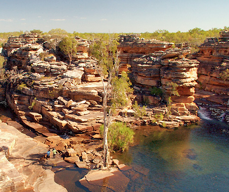 New luxury property opens its doors in Australia's Nitmiluk National Park - A Luxury Travel Blog