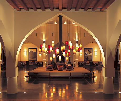 Oman - Muscat Chedi or Shangri-La Al Waha?
