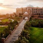 Our trip to the Emirates Palace... wow!