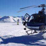 The top 3 highlights of heli-skiing in Livigno, Italy