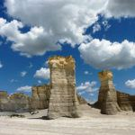 Photograph of the week: Monument Rocks, Kansas