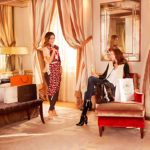 Mother & daughter package from the Hotel Principe di Savoia in Milan