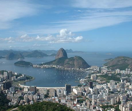 Shop 'til you drop in Rio de Janeiro!