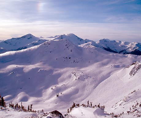 Top 5 luxury skiing destinations