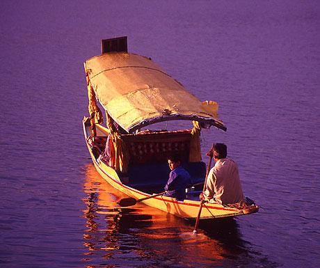 India boat