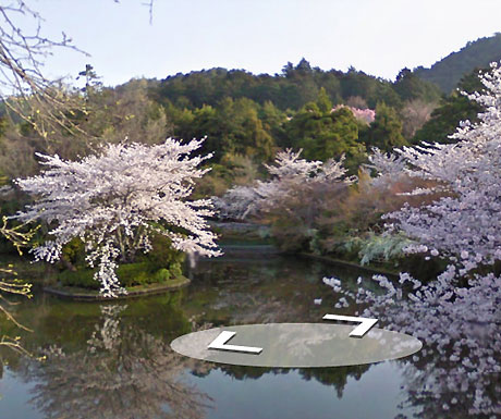 Japan's cherry blossoms captured on Google Street View - A Luxury Travel Blog