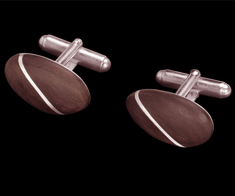 Corazon Latino cufflinks