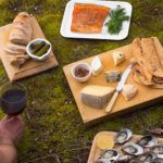 A two night guided gourmet walking tour off Tasmania