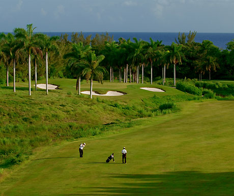 Golf at Half Moon