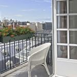 5 star luxury in Paris: Hotel Le Bristol