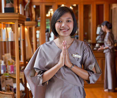 Bangkok welcome