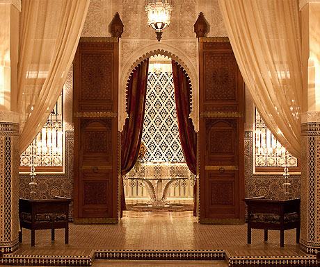 The top 5 hotels in Marrakech - A Luxury Travel Blog